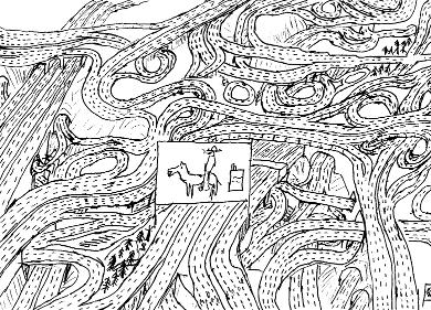 strassen-chaos